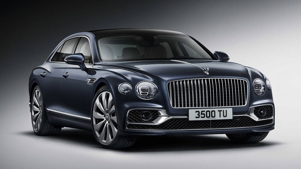 седан Bentley Flying Spur 2019-2020 3 поколения