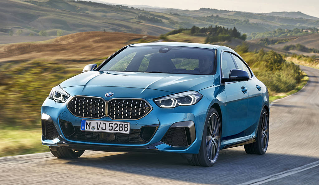 Новый спорт-седан BMW 2-Series Gran Coupe 2020-2021